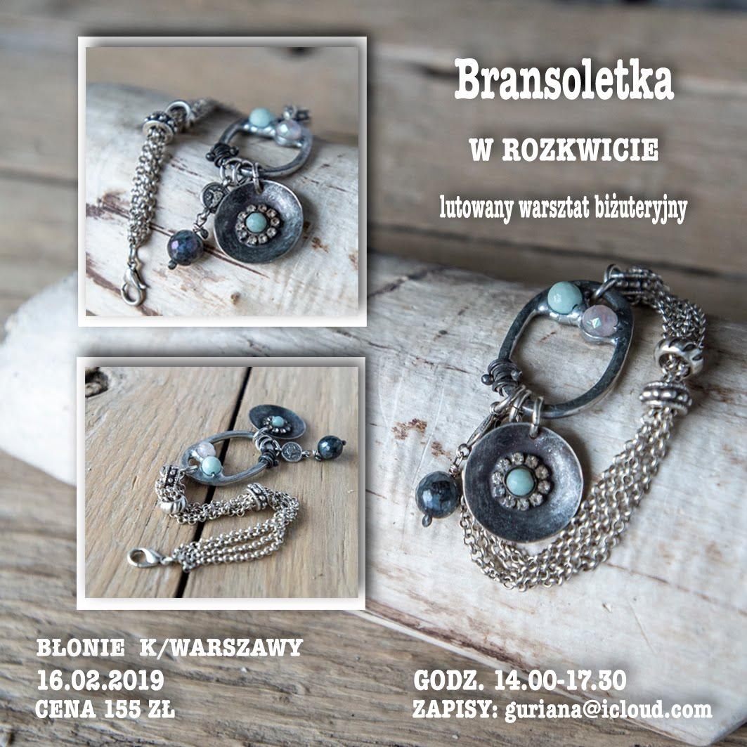 Błonie k/Warszawy Bransoletka W ROZKWICIE