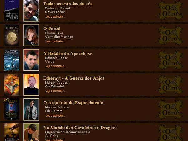 Booktrailers indicados ao Codex 2011: Assista a todos!