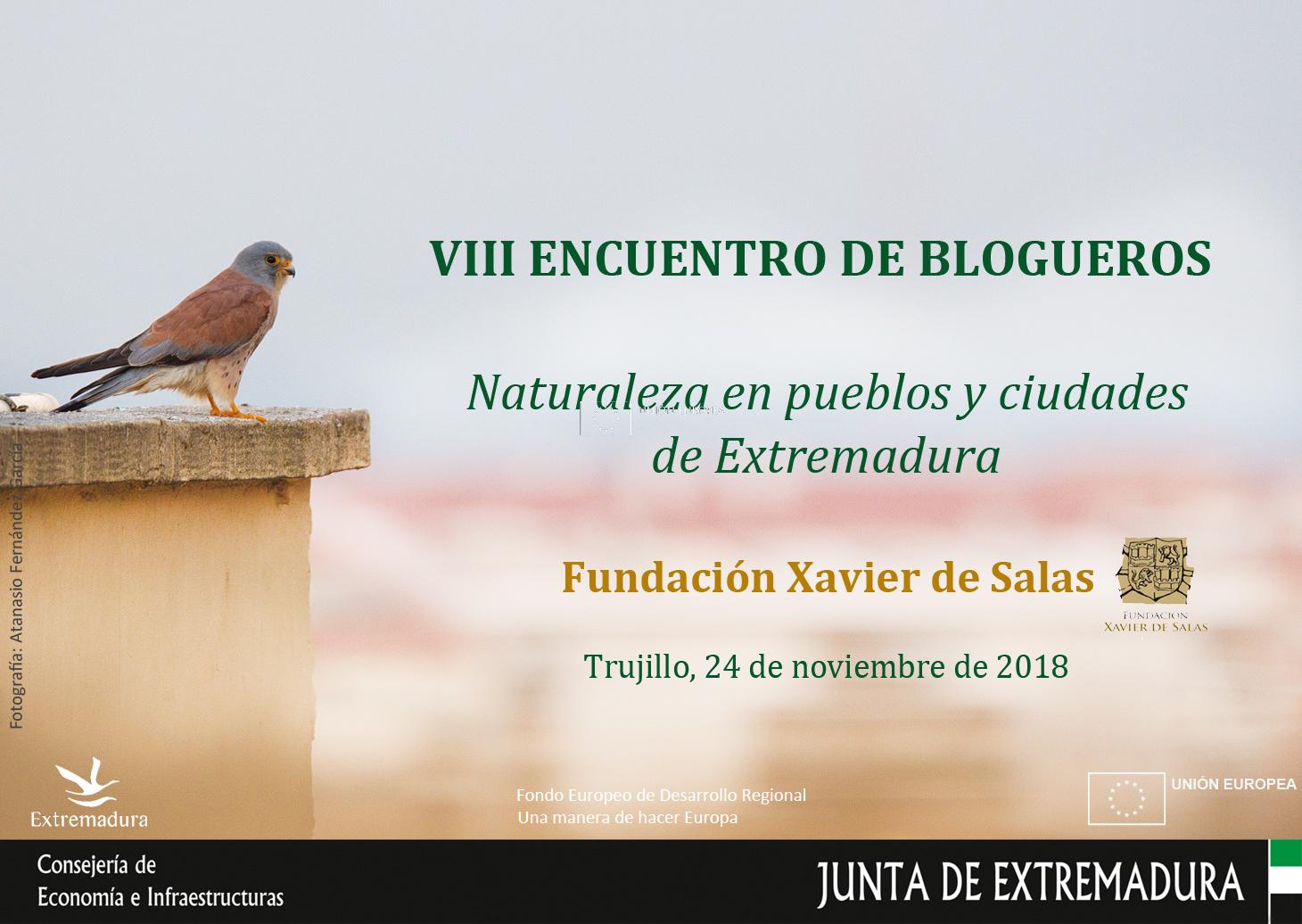 VIII Encuentro de Blogueros de Extremadura
