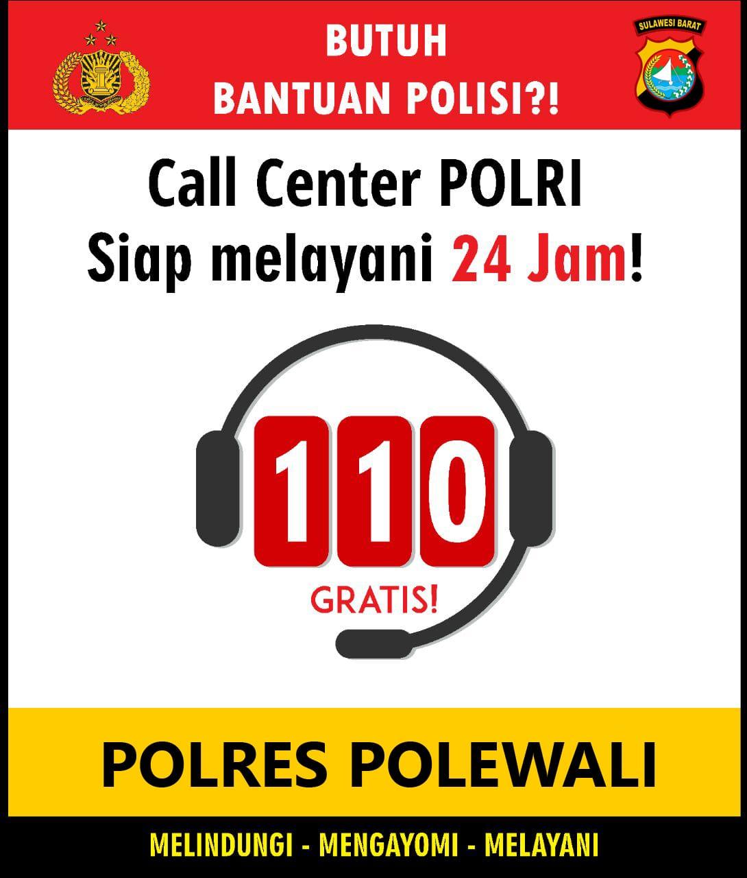 Call Center 110