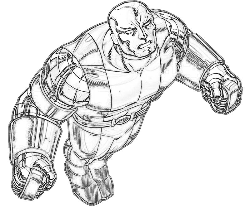 marvel-ultimate-alliance-2-colossus-action-coloring-pages
