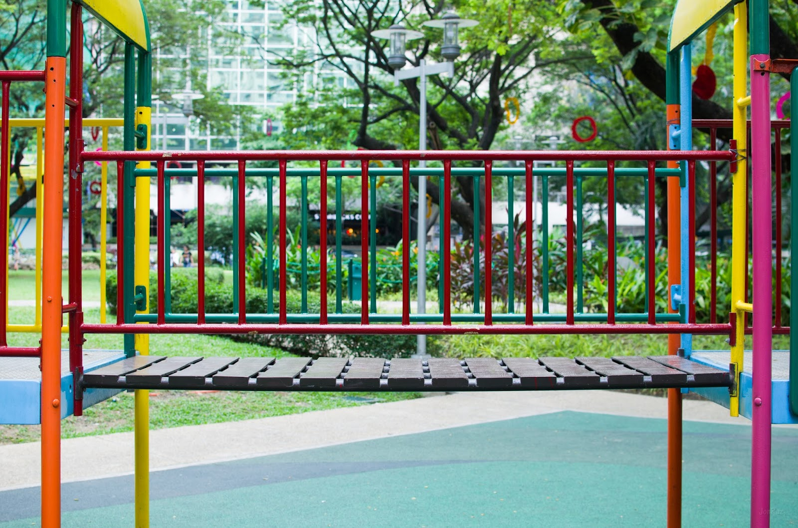 Jaime Velasquez Park – Makati