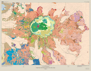Arizona geology geologic volcano maps as works of art metimes a scientific result or product is so visually appealing anyone would want to hang it on their wall as art geological maps are often in this gumiabroncs Choice Image