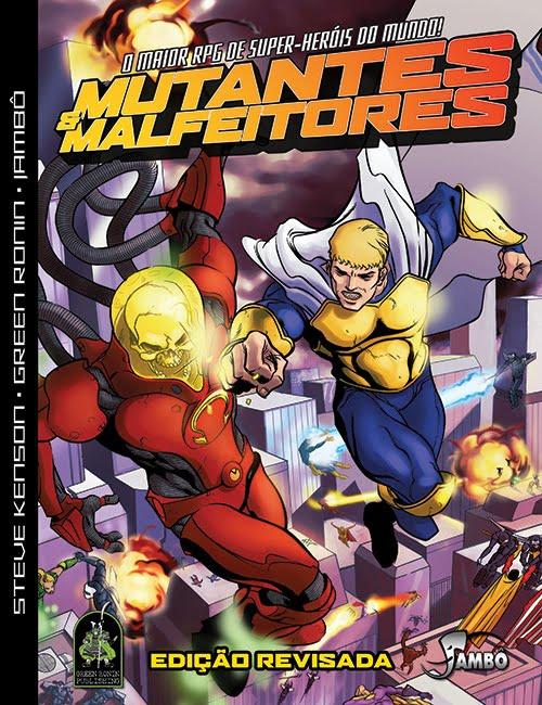Mutantes e Malfeitores