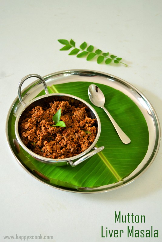 how to cook mutton liver fry