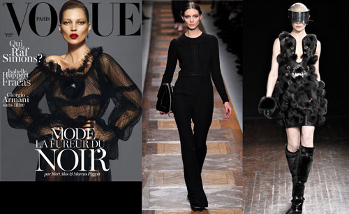 French Vogue, Valentino, Alexander McQueen