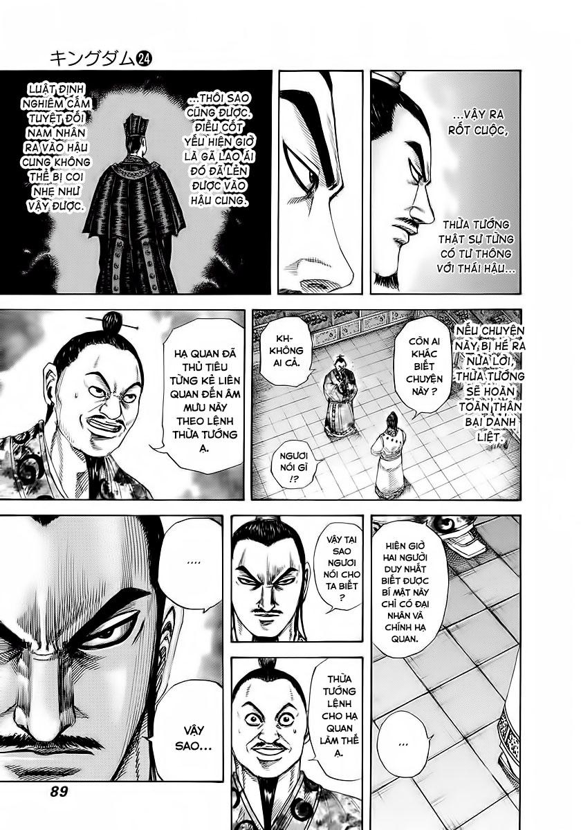 Kingdom - Vương Giả Thiên Hạ Chapter 255 page 10 - IZTruyenTranh.com