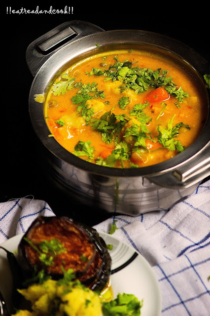 how to make roasted moong dal bengali recipe