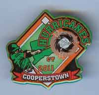 Canes 2011 Cooperstown Patch