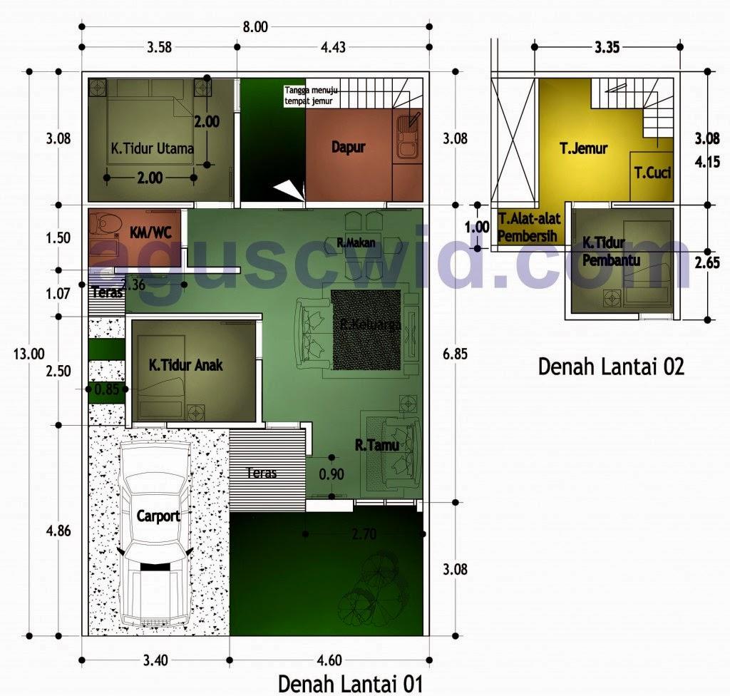 Design Rumah Minimalis Untuk Type Rumah 70 Property 79