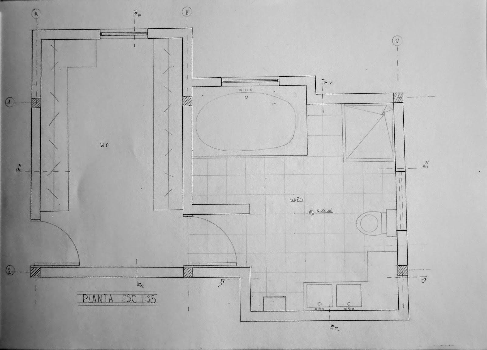 Dise o arquitect nico ii uisek dise o walking closet y ba o for Cuarto con walking closet