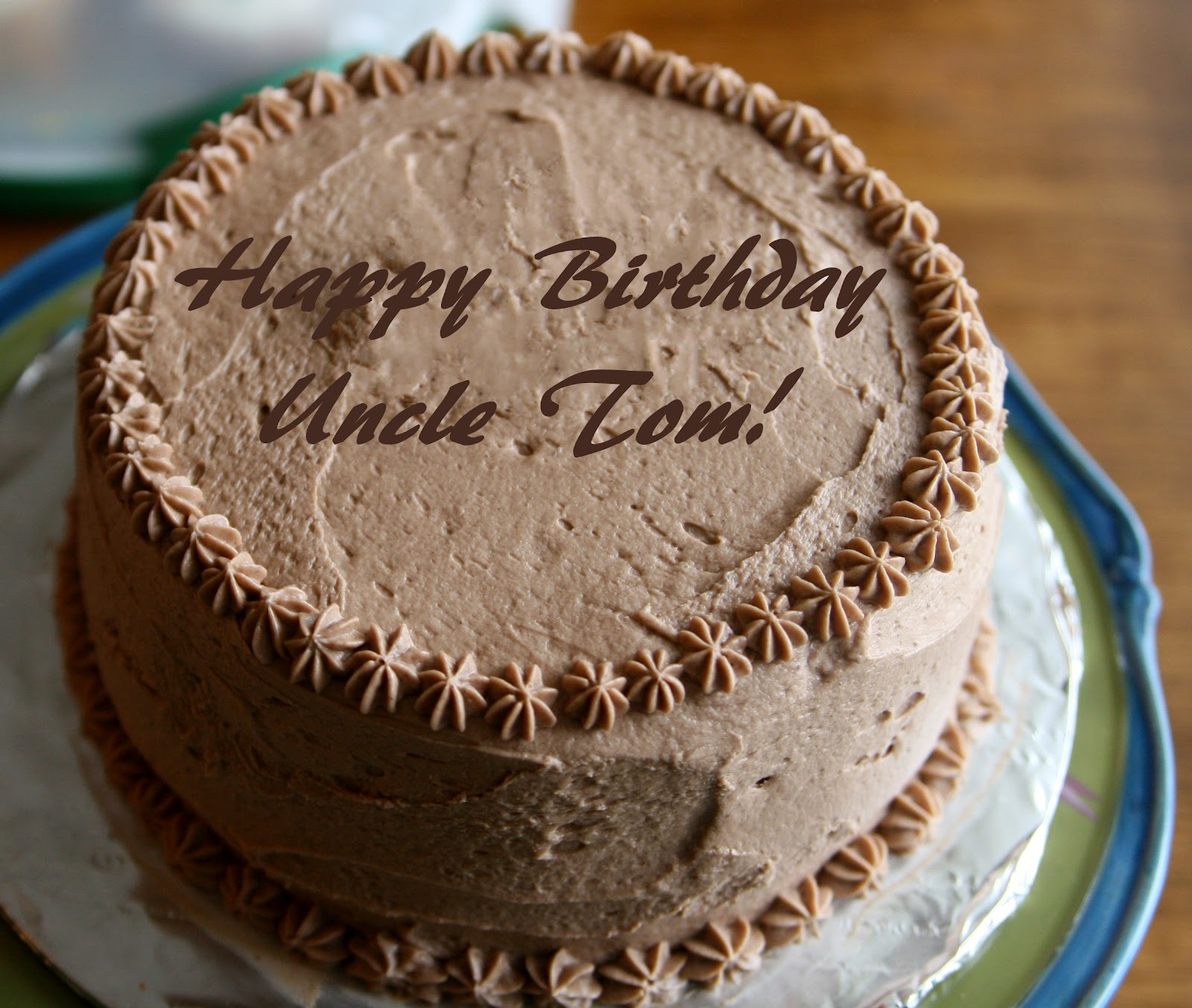 Images Of Birthday Cake For Uncle : Happy Birthday Uncle Cake Ideas and Designs