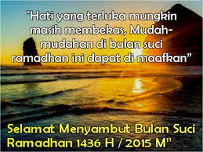 Gambar Kata kata ramadhan