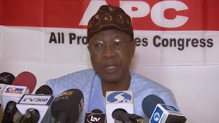 Lai Mohammed speaks on Nnamdi Kanu's court case, says FG won't interfere in judicial process
