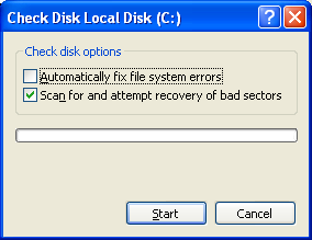 Cara Memperbaiki Hardisk Komputer Rusak