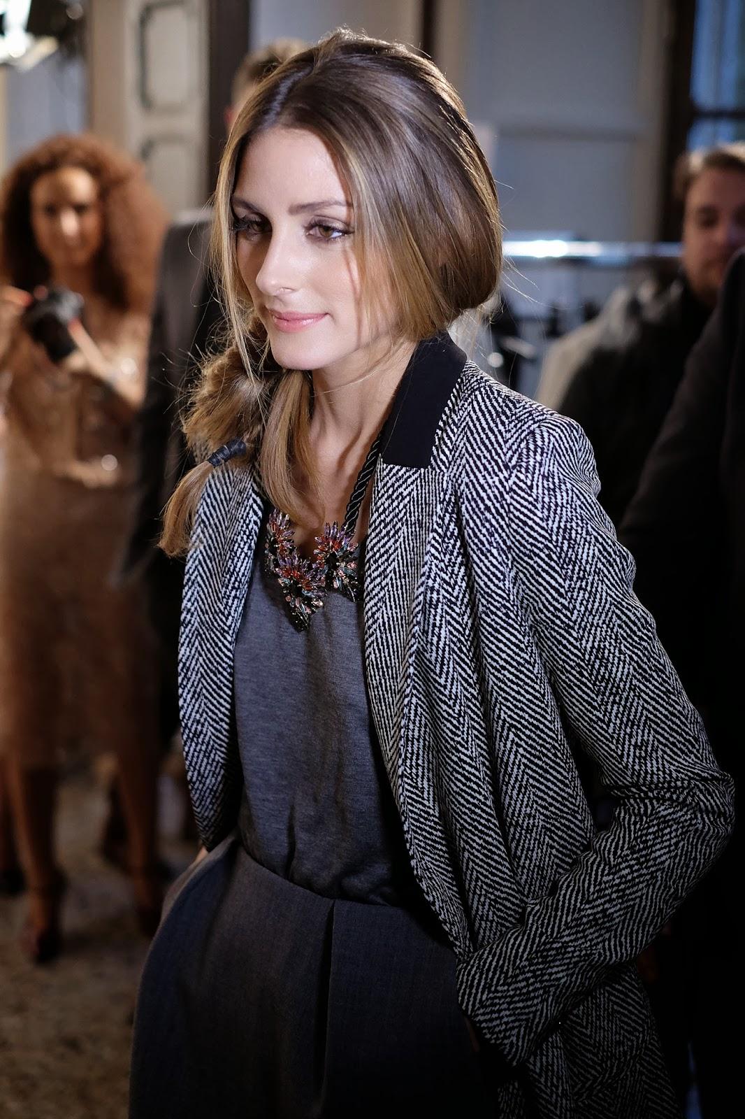 The Olivia Palermo Lookbook : Olivia Palermo during Milan ...
