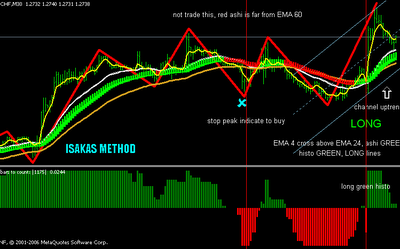 How do I use the Zig Zag Indicator to create a forex trading strategy?
