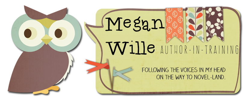 Megan Wille, Author