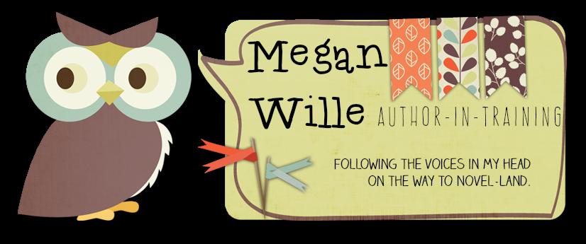 Megan Wille, Author