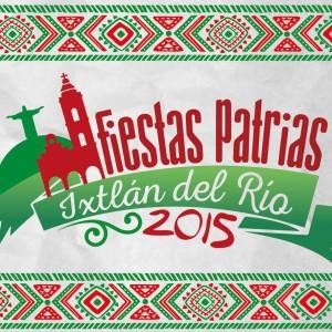 fiestas patrias ixtlán del río 2015