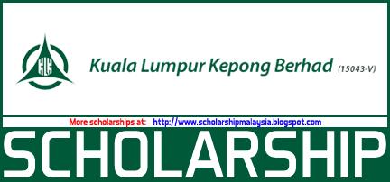 Biasiswa Yayasan KLK Scholarship