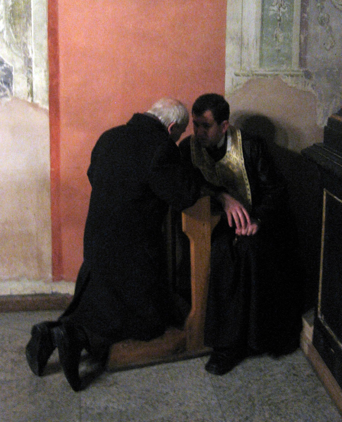 confession - The Beauty of the Roman Catholic Faith - Photos Unlimited
