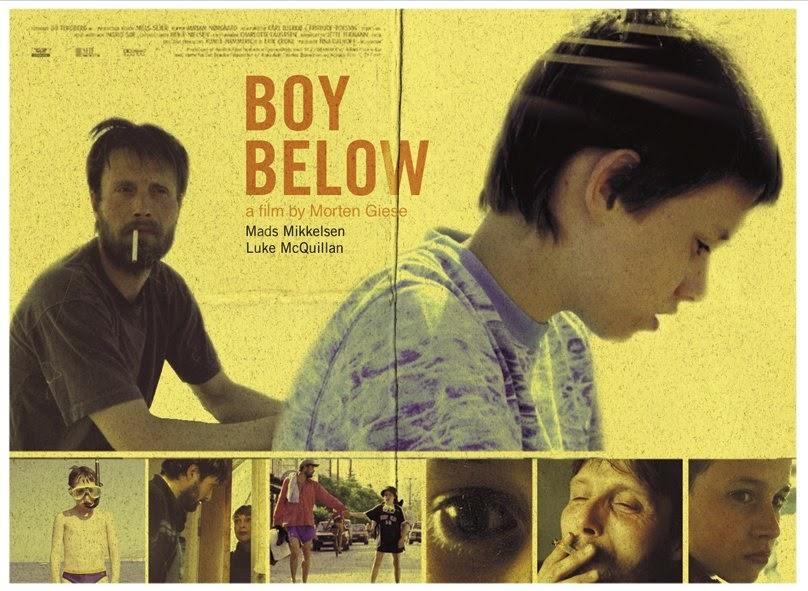 Ныряльщик / Мальчик на глубине / Dykkerdrengen / The Boy Below.