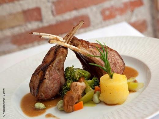 Turismo de francia prueba la cocina francesa en el for Cocina francesa
