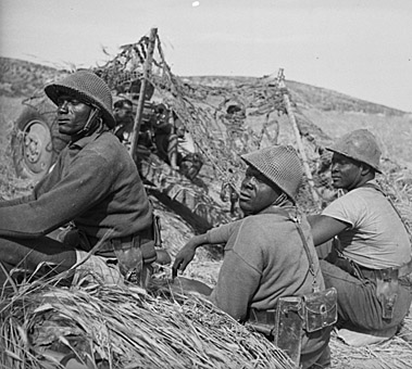 tunisian war essay World war ii has faded into movies, anecdotes, and archives that nobody cares   here's a typical example, from ernie pyle's tunisian reporting: one of our   watched it go on for 18 months of brutal stalemate and wrote an essay for the.
