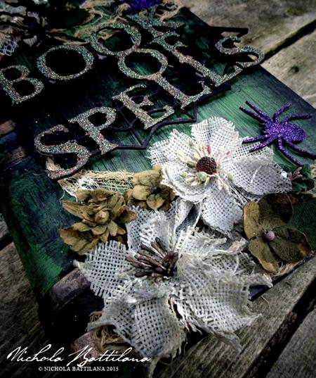 Book of Shadows - Nichola Battilana