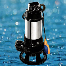 Oswal Single Phase Sewage Pump OFP-2115 With Float Switch Online, India - Pumpkart.com