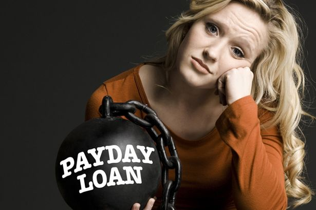 Payday loans are financial quicksand
