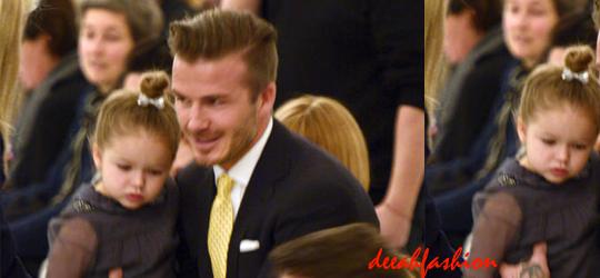 Modis ala Harper Seven Beckham