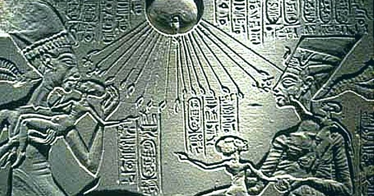 The UFO Travellers From Ancient Egypt