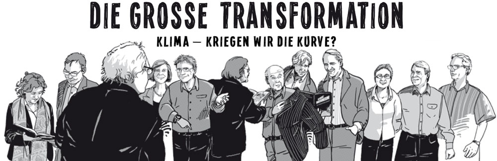 Der WBGU-Comic: Die Groe Transformation