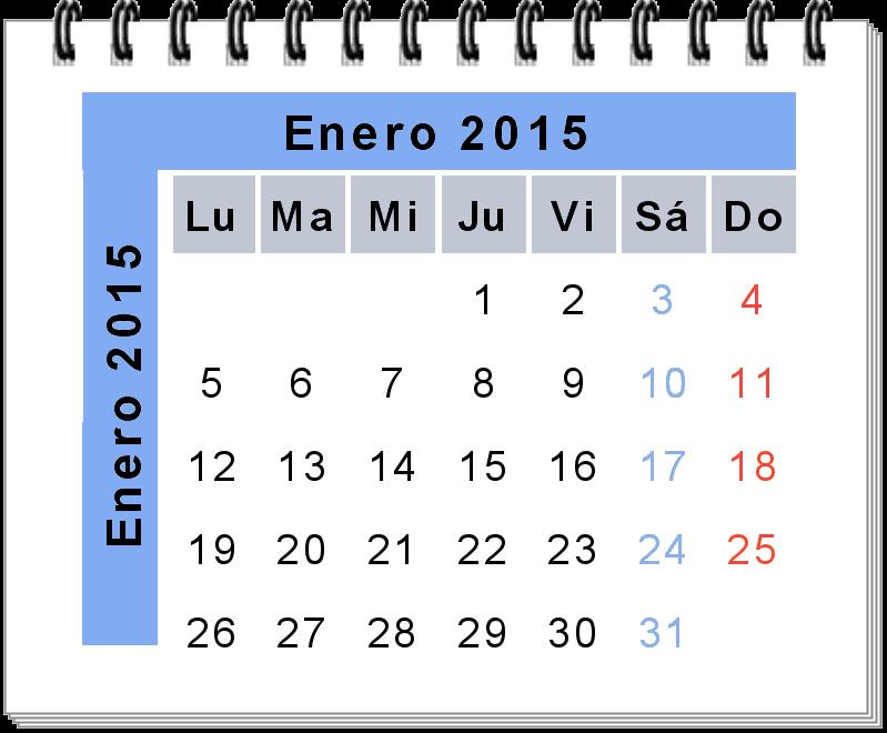almanaque,calendario,agenda,2015,png,free