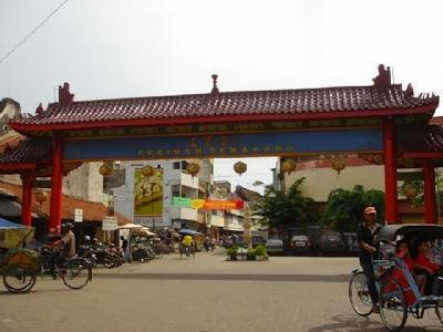 Pasar Semawis / China Town