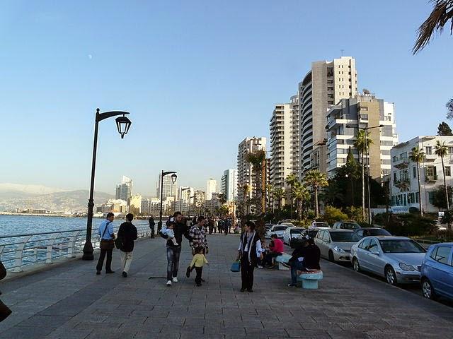 Beirut Lebanon, Tempat Menarik untuk Diketahui