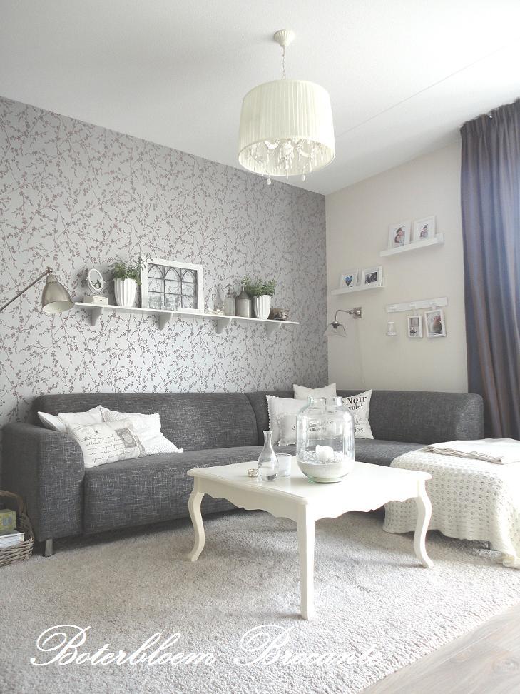 imgbd - brocante slaapkamer behang ~ de laatste slaapkamer, Deco ideeën