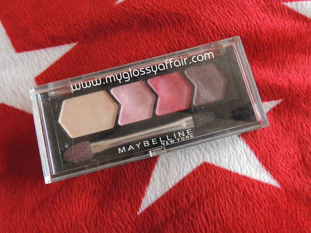 Maybelline Eyeshadow wine pink