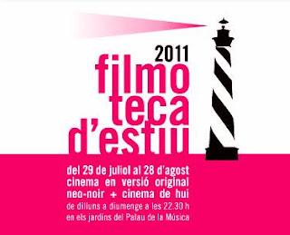 filmoteca d´estiu 2011. cine de verano en valencia.palau de la música