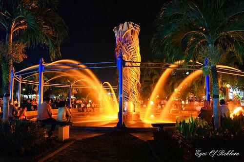 Taman Bekapai Balikpapan