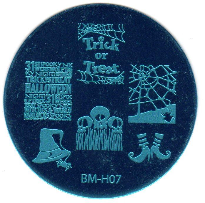 Bundle Monster Stampingschablone