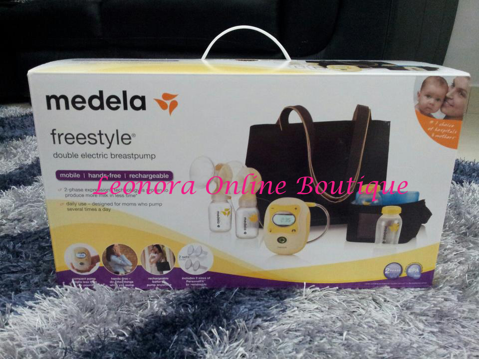 how to clean medela freestyle tubing