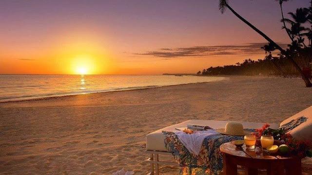 Foto Panorama Sunset yang Mengagumkan-5