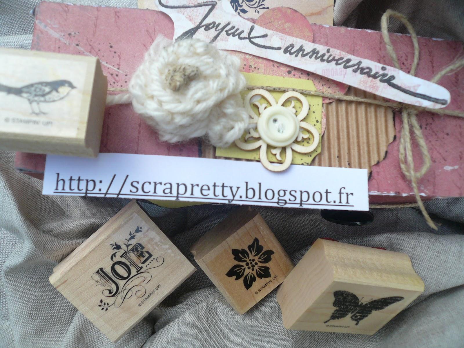 scrapretty tutoriel de la boite joyeux anniversaire. Black Bedroom Furniture Sets. Home Design Ideas