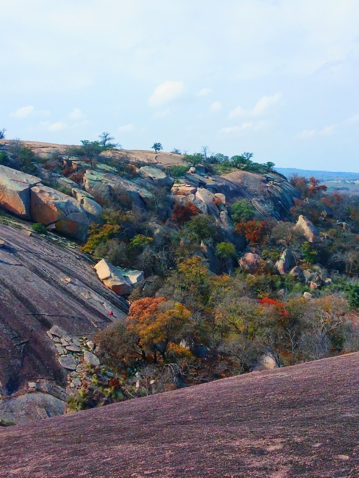 The Tasteful Me Travel to Enchanted Rock Llano Fredericksburg TX