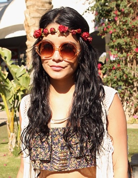 Beautiful Hair Styles for Coachella 2015