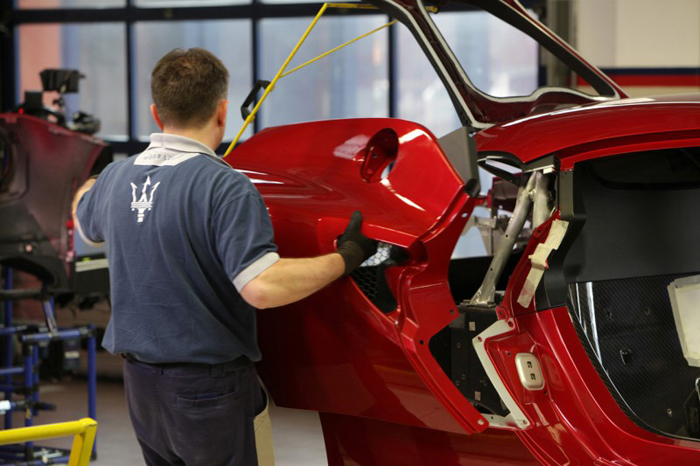 "Alfa Romeo 4C: Excelencia ""Made in Italy"""
