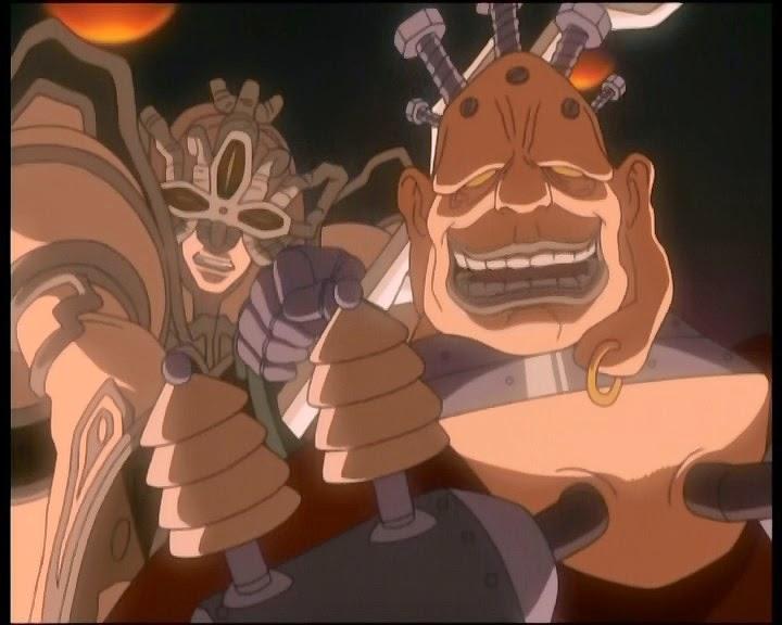 Ninja Scroll: The Series (2003) [3 DVDs]